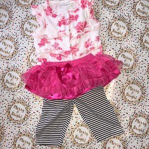 🔆EUC🔆 Baby Girls Size 3-6 Months ⚠️20%OFF SALE